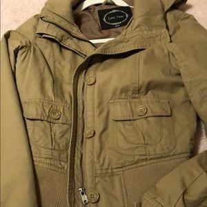 Jackets & Coats - Brown jacket